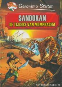 Geronimo Stilton-reeks Sandokan