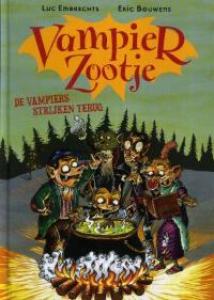 Vampierzootje 3: De vampiers strijken terug