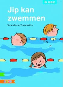 Ik lees! Jip kan zwemmen