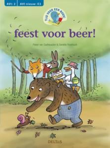 Tijd voor een boek! Feest voor beer!