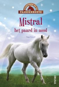 Avonturen op de paardenhoeve - Mistral het paard in nood