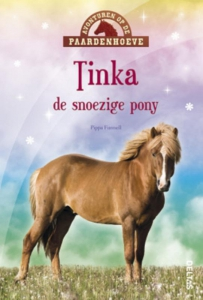 Avonturen op de paardenhoeve - Tinka de snoezige pony