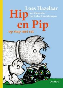 Hip en Pip op stap met Rat