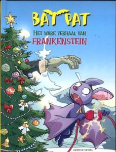 Bat Pat 10: Het ware verhaal van Frankenstein