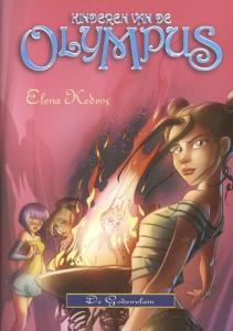 De kinderen van de Olympus 4: De goddelijke vlam