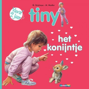 Tiny kartonboekjes 3: Het konijntje