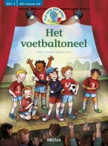 Tijd voor een boek! Het voetbaltoneel