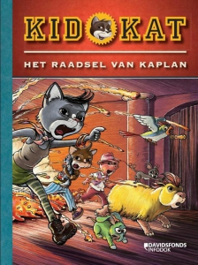 Kid Kat 3: Het raadsel van Kaplan