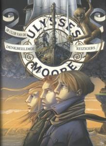 Ulysses Moore 12: De club van de denkbeeldige reizigers