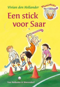 Een stick voor Saar