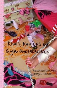 Kiwi's, kanjers en gigaonderbroeken