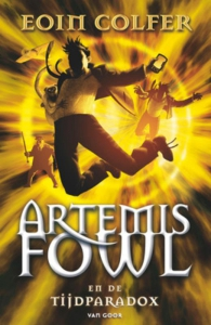 Artemis Fowl en de tijdparadox