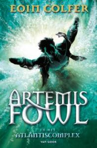 Artemis Fowl en ht Atlantis Complex