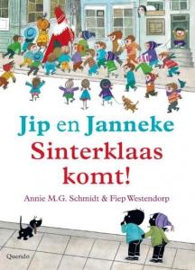 Jip en Janneke  Sinterklaas komt