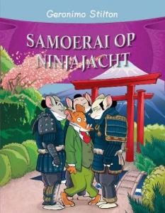 Geronimo Stilton-reeks 57: Samoerai op ninjajacht