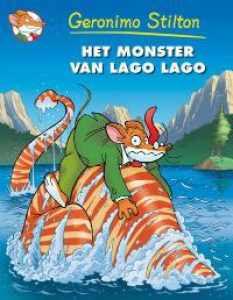 Geronimo Stilton-reeks 55: Het monster van Lago Lago