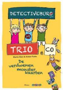 Detectiveburo Trio & co 1: De verdwenen monsterkaarten