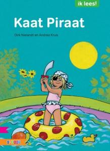 Ik lees! Kaat piraat