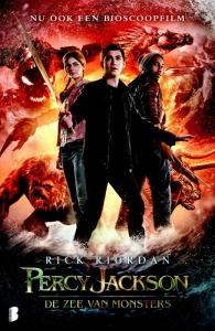 Percy Jackson en de Olympiërs 2: De zee van monsters