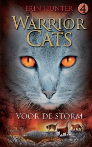 Warrior Cats 4 - PB - Voor de storm