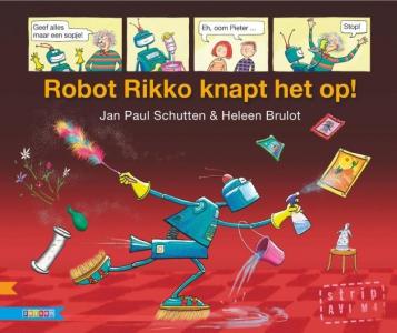 ROBOT RIKKO KNAPT HET OP !