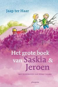 Het grote boek van Saskia en Jeroen