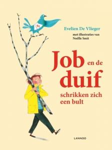 Job en de duif schrikken zich een bult (E-boek - ePub-formaat)