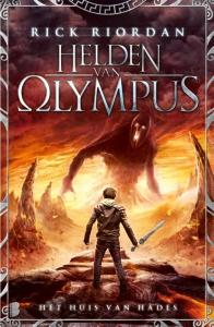 Het huis van Hades Helden van Olympus 4