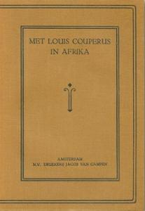 Couperus_met louis couperus in afrika
