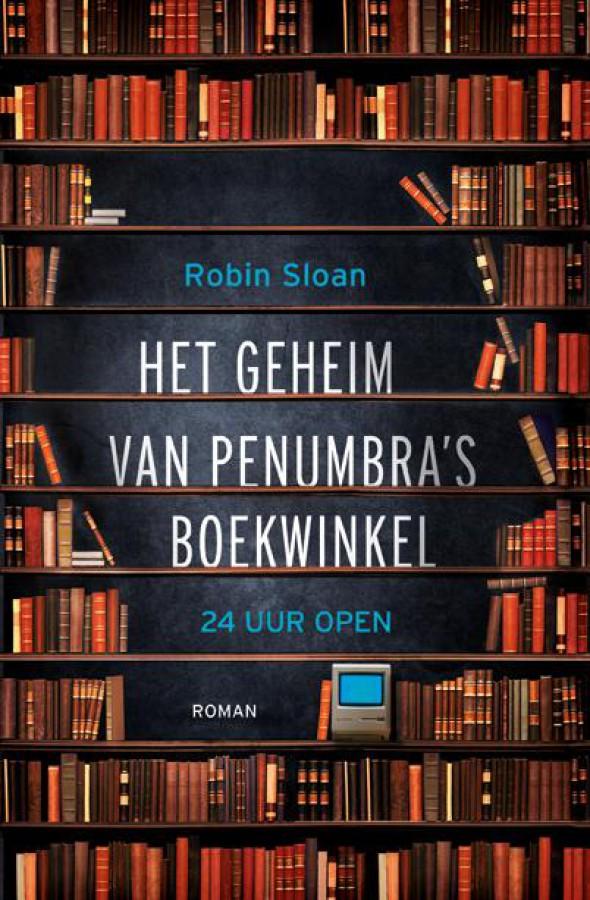 Penumbra's geheimzinnige boekwinkel