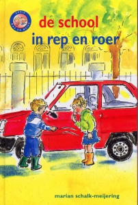 De school in rep en roer