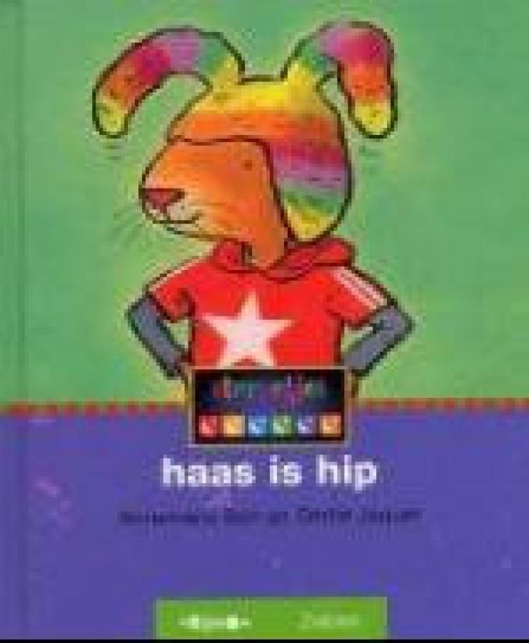 Haas is hip