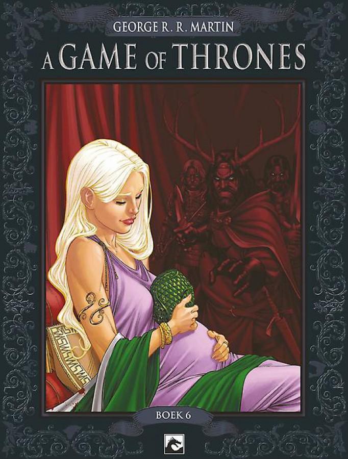 A game of thrones boek 6