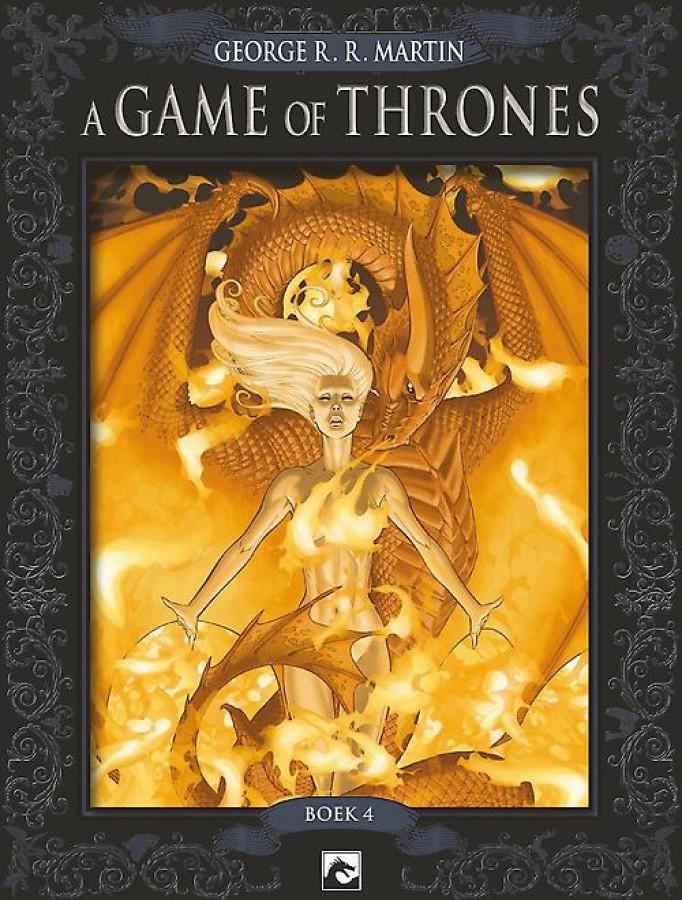 A game of thrones boek 4