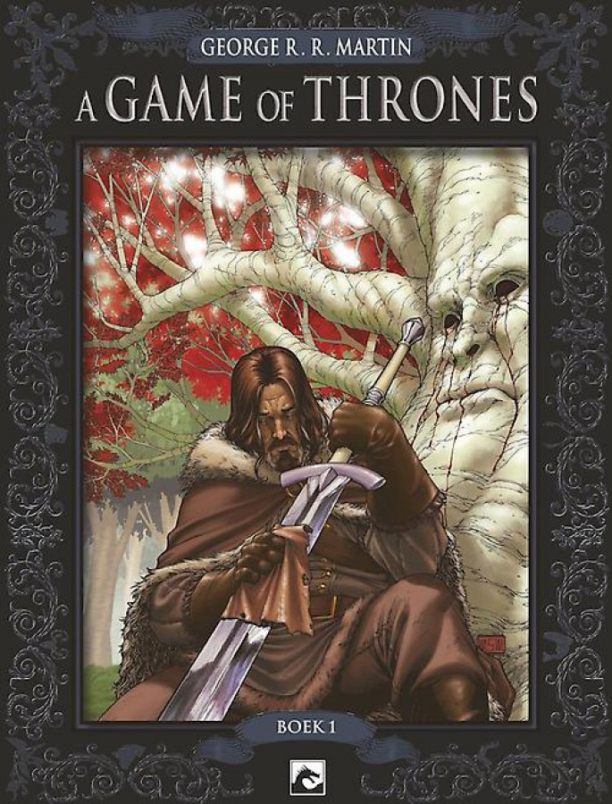 Crown Collection A game of thrones boek 1