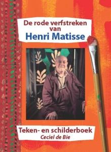 De rode verfstreken van Henri Matisse