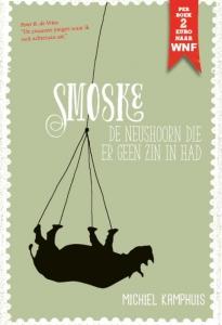 Smoske, de neushoorn die er geen zin in had