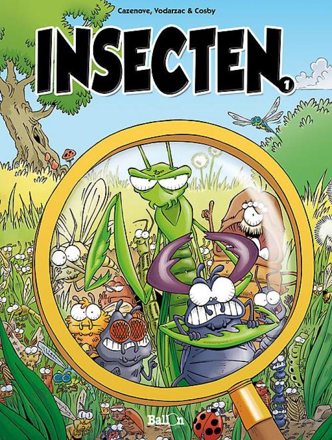 1 Insecten deel 1