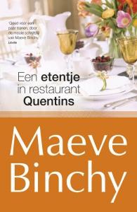 Een etentje in restaurant Quentins