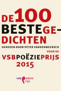 De 100 beste gedichten voor de VSB Poezieprijs 2015