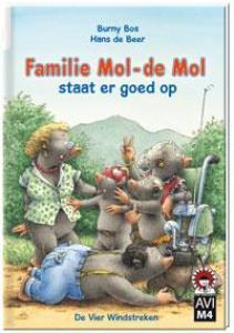 Familie Mol; de Mol staat er goed op