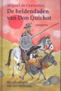 Heldendaden van don quichot