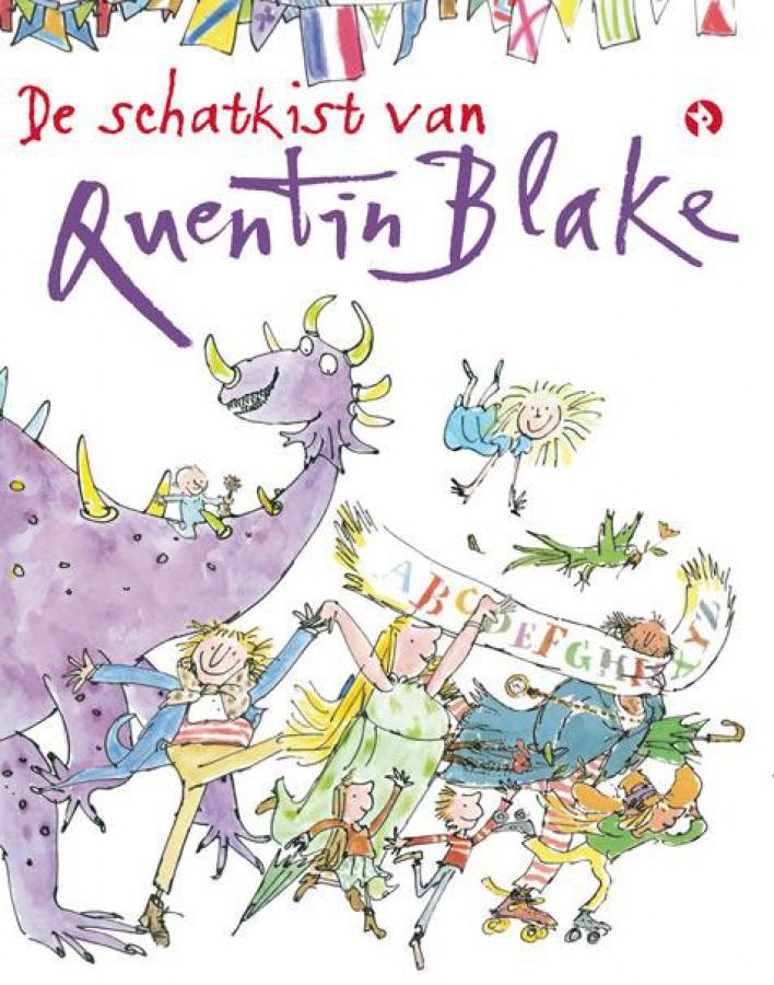 De schatkist van Quentin Blake