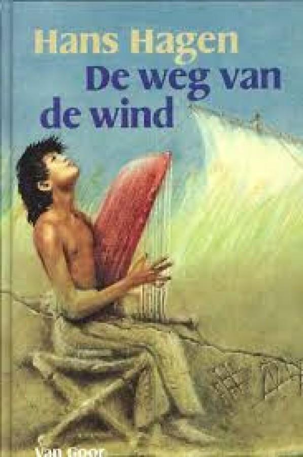 Weg van de wind