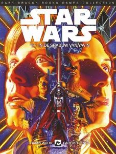 Star wars NL In de schaduw van Yavin SC 1