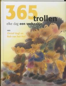 365 Trollen - elke dag een verhaaltje