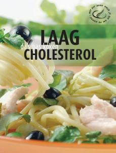 Laag cholesterol- da's pas koken