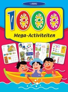 1000 Mega activiteiten