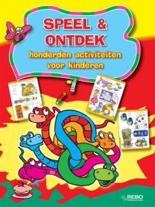 Speel en ontdek- honderden activiteiten voor kinderen