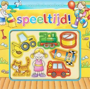 Magnetisch speelboek speeltijd